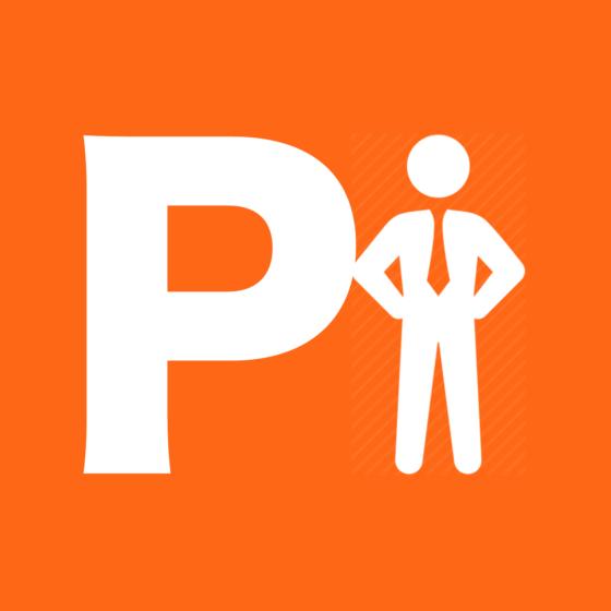 Logo for Product Man Website Design